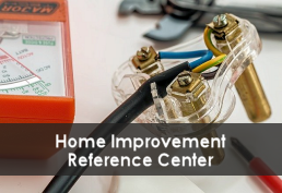 Home Improvement Reference Center Image