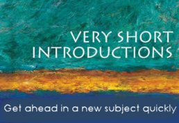 Very Short Introductions Image